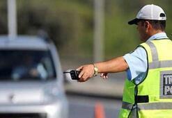 İstanbulda sürücülere 57,3 milyon liralık ceza kesildi