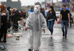 İstanbulda sağanak yağış Zor anlar yaşadılar