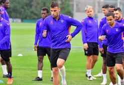 Medipol Başakşehirde Trabzonspor hazırlığı