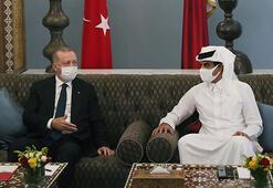 Erdoğanın ziyareti Katar basınında büyük yankı uyandırdı Stratejik ortaklık