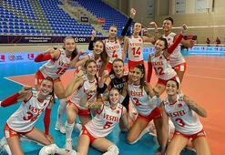 Son dakika   17 Yaş Altı Kız Voleybol Milli Takımımız, Avrupa Şampiyonasında finale yükseldi