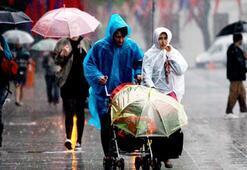 Hava durumu bilgileri | İstanbul, Ankara, İzmir ve diğer illerin 5 günlük hava durumu