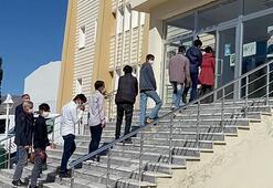 Ardahan'da 8 kaçak göçmen yakalandı
