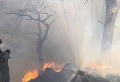 Hatay yangını söndürüldü mü Son durum nedir