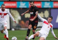 Galatasaray - Ümit Milli Takım: 0-0