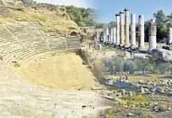 Nysa ve Teos'da tarihin izinde