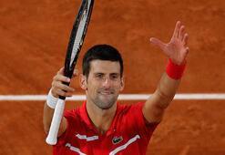 Fransa Açıkta finalin adı Djokovic-Nadal