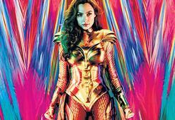 'Wonder Woman 1984'  sadece beyazperdede