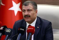 Sağlık Bakanı Fahrettin Koca açıkladı İşte Türkiyenin son 24 saatte koronavirüs tablosu