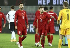 Türkiye, UEFA Uluslar Ligindeki üçüncü maçında Rusya deplasmanında