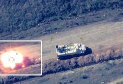 Azerbaycan anında vurdu
