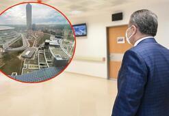 Bakan Koca duyurdu İstanbula yeni hastane
