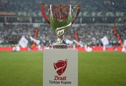 Son dakika | Ziraat Türkiye Kupasında maç programı açıklandı