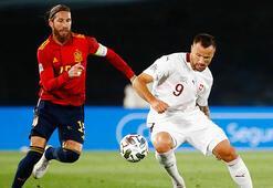 İspanya - İsviçre: 1-0