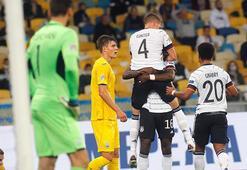 Ukrayna - Almanya: 1-2