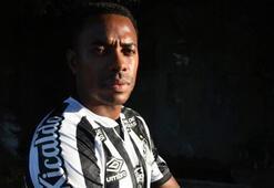 Transfer Haberleri | Robinho efsane olduğu Santosa transfer oldu