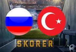 Rusya Türkiye maçı ne zaman saat kaçta izlenecek Milli maç hangi kanalda şifresiz canlı yayınlanacak