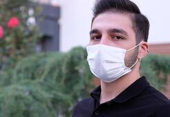 Koronavirüsü yenen üniversiteli gencin kabus günleri Nefesim kesiliyordu