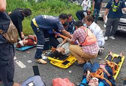 Taylandda katliam gibi kaza: 17 ölü, en az 30 yaralı