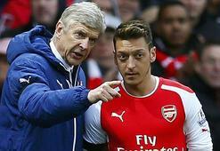 Arsene Wenger: Mesut Özilin oynatılmaması israftır
