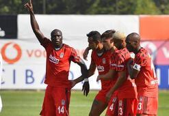 Beşiktaş - Karagümrük maç sonucu: 5-2