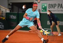 Fransa Açıkta Rafael Nadal 13. kez şampiyon