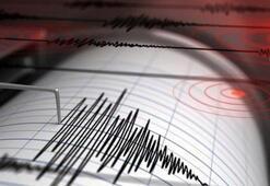 Son dakika: Ege Denizinde peş peşe şiddetli depremler