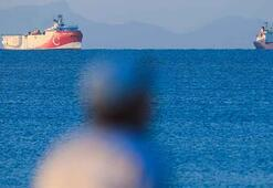 Oruç reis Antalya Limanından ayrıldı