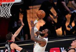 Son dakika - NBAde şampiyon Los Angeles Lakers oldu Ortalık karıştı...