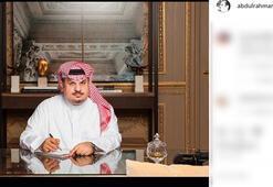 Suudi prensten Türk ürünleri için küstah boykot çağrısı
