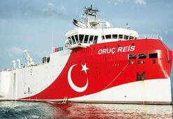 Bakan açıkladı Oruç Reis limandan ayrıldı