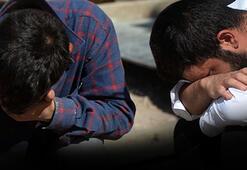 Kahramanmaraşta inşaat alanında toprak kayması sonucu 2 işçi öldü