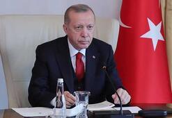 Cumhurbaşkanı Erdoğan Vahdettin Köşküne geçti