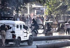 Hindistanda çatışma: 2 ölü