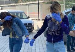 Samsunda akılalmaz olay Polis otosunda sakladılar