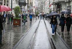 Son dakika... İstanbula rüzgar ve yağmur uyarısı
