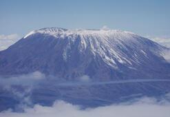 Kilimanjaro yanıyor