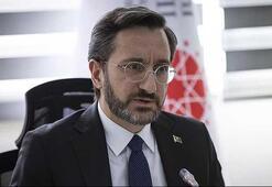 İletişim Başkanı Altundan Oruç Reis açıklaması