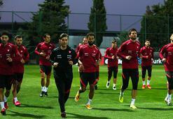 A Milli Futbol Takımında Sırbistan hazırlığı
