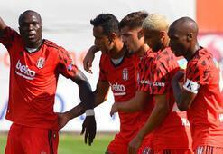 Son dakika   Beşiktaşta Josef'e tam not