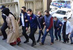 Kütahyadaki FETÖ operasyonunda 11 zanlı tutuklandı