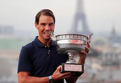 Parisin kralı Rafael Nadal