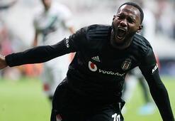 Beşiktaşta NKoudounun sahalara dönüş tarihi belli oldu