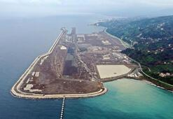 Rize- Artvin Havalimanının yüzde 80i tamamlandı