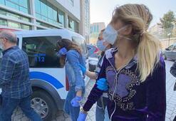 Altınları, polis otosuna saklayan hırsızlar tutuklandı