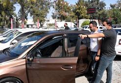 Sıfır otomobil, ikinci el pazarında daha pahalıya satılıyor