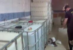 Ölüm deposu CNN TÜRK o anları görüntüledi