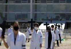 Latin Amerikada koronavirüs salgınına dair gelişmeler