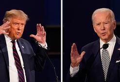 ABDde Biden Trumpın 10 puan önünde