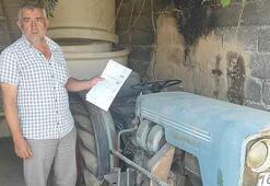 Bursa'da 12 yıl önce ölen traktör sahibine, İstanbulda köprüden kaçak geçiş cezası